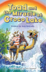 Omslag - Toad and the Miracle at Croco Lake