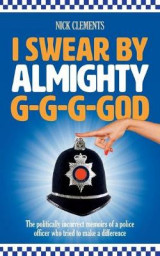 Omslag - I Swear by Almighty G-G-G-God