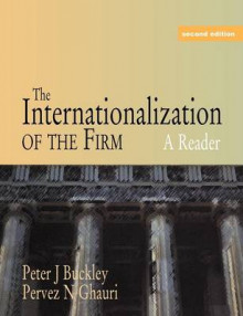 The Internationalization of the Firm av Peter J. Buckley og Pervez N. Ghauri (Heftet)