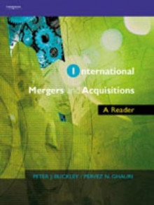 International Mergers and Acquisitions av Pervez N. Ghauri, Pervez N. Ghauri, Peter J. Buckley, Pervez N. Ghauri og Pervez N. Ghauri (Heftet)
