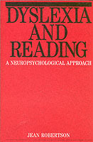 Dyslexia and Reading av Jean Robertson (Heftet)