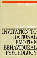 Invitation to Rational Emotive Behavioural Psychology av Windy Dryden (Heftet)