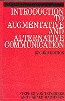 Introduction to Augmentative and Alternative Communication av Harald Martinsen og Stephen von Tetzchner (Heftet)
