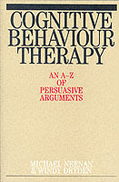 Cognitive Behaviour Therapy av Michael Neenan og Windy Dryden (Heftet)