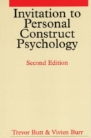 Invitation to Personal Construct Psychology av Vivien Burr og Trevor Butt (Heftet)