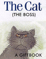 Your cat the boss av Helen Exley (Innbundet)