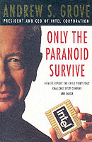 Only The Paranoid Survive av Andrew Grove (Heftet)