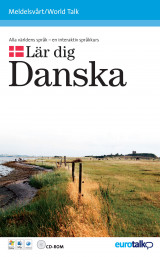 Omslag - World Talk - Learn Danish