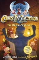 Cows in Action 2: The Moo-my's Curse av Steve Cole (Heftet)