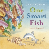 One Smart Fish av Christopher Wormell (Heftet)