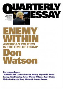 Enemy Within av Don Watson (Heftet)