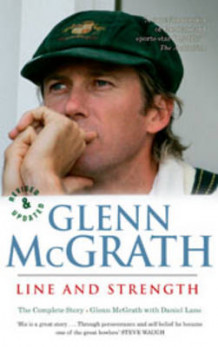 Glenn McGrath - Line and Strength av Glenn McGrath (Heftet)