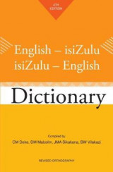 Omslag - English-Zulu / Zulu-English Dictionary