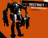 Omslag - The Art of District 9