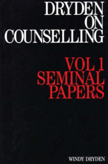 Dryden on Counselling: Seminal Papers v. 1 av Windy Dryden (Heftet)