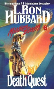 Death quest av L. Ron Hubbard (Heftet)