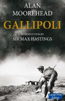 Gallipoli av Alan Moorehead (Heftet)