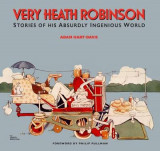 Omslag - Very Heath Robinson