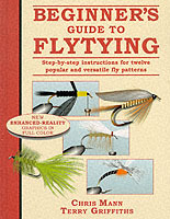 Beginner's Guide to Flytying av Chris Mann og Terry Griffiths (Innbundet)
