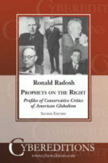 Prophets on the Right av Ronald Radosh (Heftet)