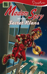 Omslag - Madam Spry and the Secret Plans
