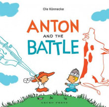Anton and the Battle av Ole Konnecke (Heftet)
