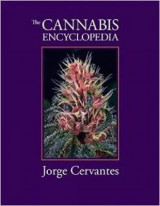 Omslag - The Cannabis Encyclopedia