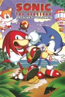 Sonic Archives Vol. 4 av Pat Spaziante, Mike Gallagher, Angelo DeCesare, Mike Kanterovich og Ken Penders (Heftet)