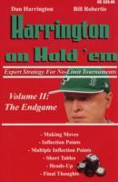 Harrington on Hold 'em: Harrington on Hold 'em Strategic Play v. 2 av Dan Harrington og Bill Robertie (Heftet)