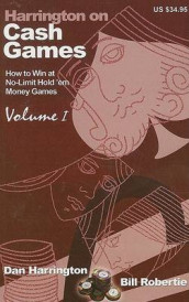 Harrington on Cash Games: v. 1 av Dan Harrington og Bill Robertie (Heftet)