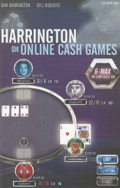 Harrington on Online Cash Games av Dan Harrington og Bill Robertie (Heftet)