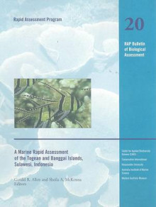 A Marine Rapid Assessment of the Togean av Mckenna (Heftet)