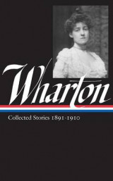 Omslag - Edith Wharton: Collected Stories Vol 1. 1891-1910