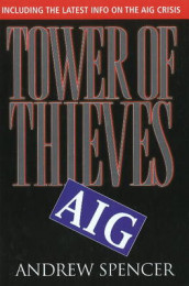 Tower of Thieves av Andrew Spencer (Innbundet)
