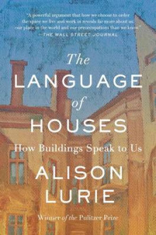 The Language of Houses av Alison Lurie (Heftet)