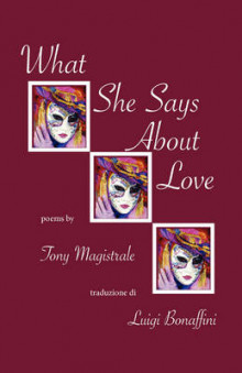 What She Says about Love av Tony Magistrale (Heftet)