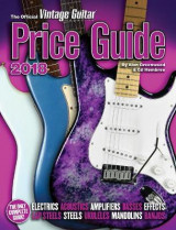 Omslag - The Official Vintage Guitar Magazine Price Guide - 2018