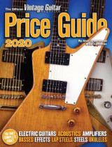Omslag - The Official Vintage Guitar Magazine Price Guide 2020