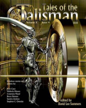 Tales of the Talisman, Volume 10, Issue 4 av Beth Cato, Courtney Floyd og Melinda Moore (Heftet)
