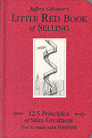 Omslag - The Little Red Book of Selling