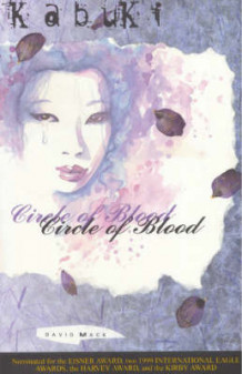 Kabuki: Circle of Blood v. 1 av David Mack (Heftet)