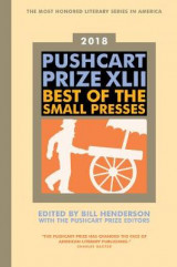Omslag - The Pushcart Prize XLII