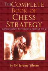 Omslag - Complete Book of Chess Strategy