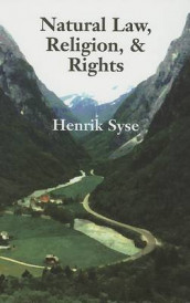 Natural Law, Religion and Rights av Henrik Syse (Innbundet)