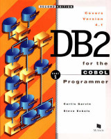 Omslag - DB2 for the Cobol Programmer: Introductory Course Pt. 1