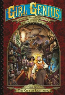 Girl Genius: The Second Journey of Agatha Heterodyne: Volume 2 av Kaja Foglio og Phil Foglio (Heftet)