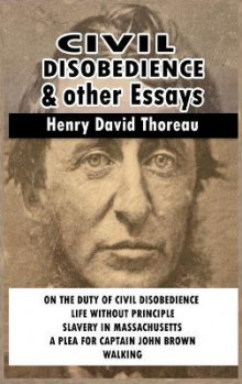Civil Disobedience and Other Essays av Henry David Thoreau (Innbundet)
