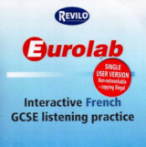 Omslag - Eurolab Interactive French GCSE Listening Practice