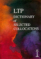 Omslag - LTP Dictionary of Selected Collocations