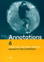 Annotations: Modernity and Difference No. 6 av Stuart Hall og Sarat Maharaj (Heftet)
